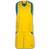 Teamwear - Joma Final Kit - Yellow/Royal Blue - JO-101115-907