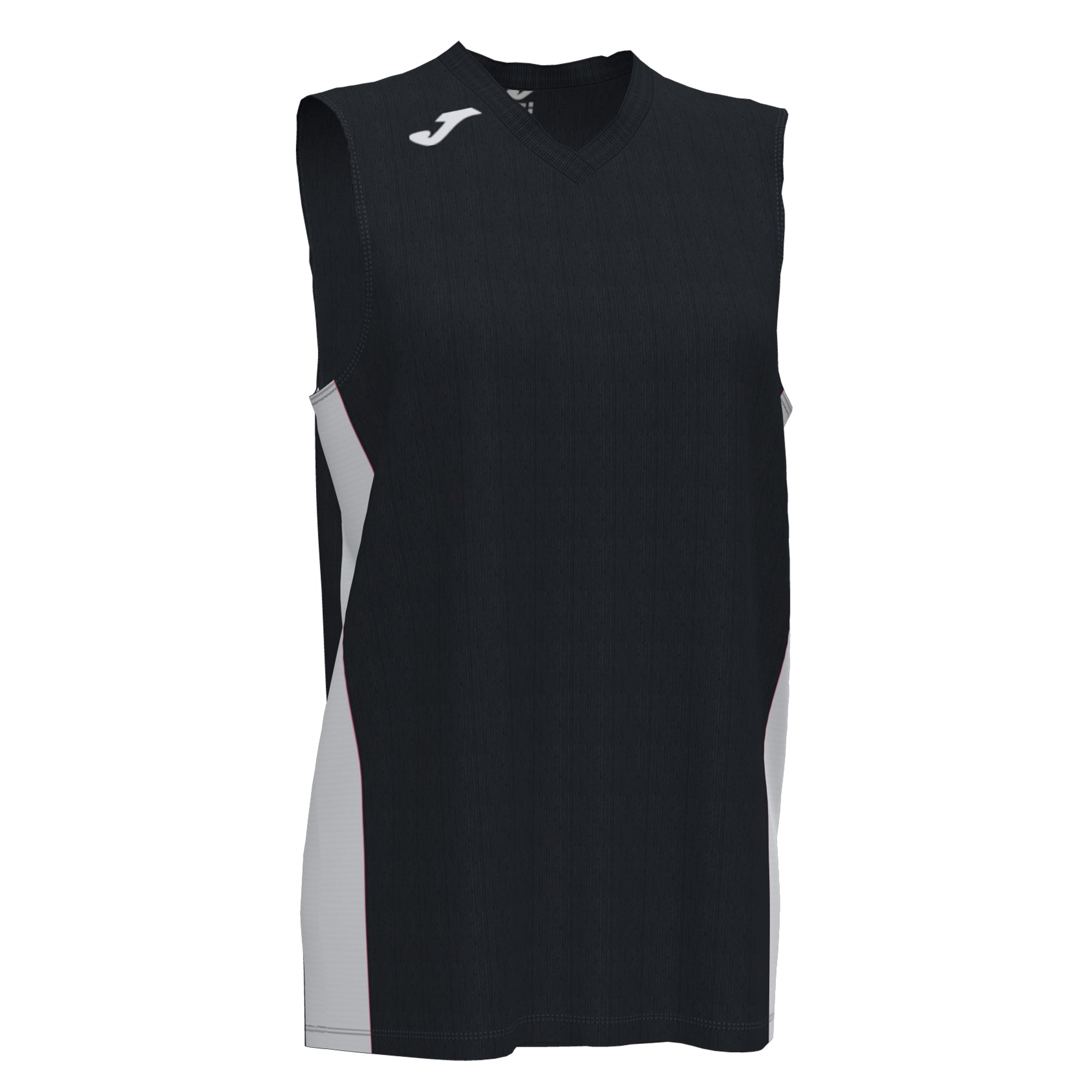 Teamwear - Joma Cancha III Sleeveless - Black/White - JO-101573-102