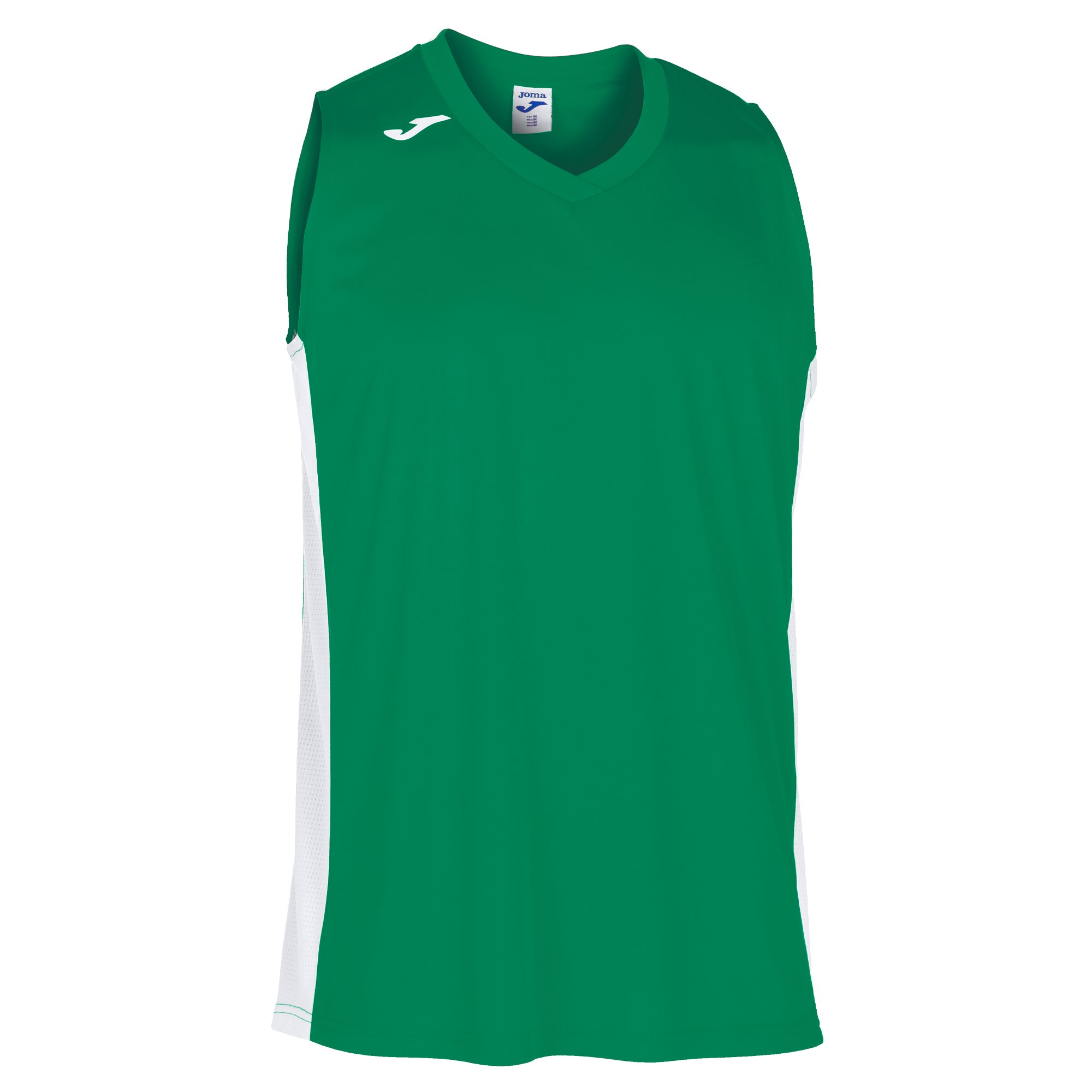 Teamwear - Joma Cancha III Sleeveless - Green/White - JO-101573-452
