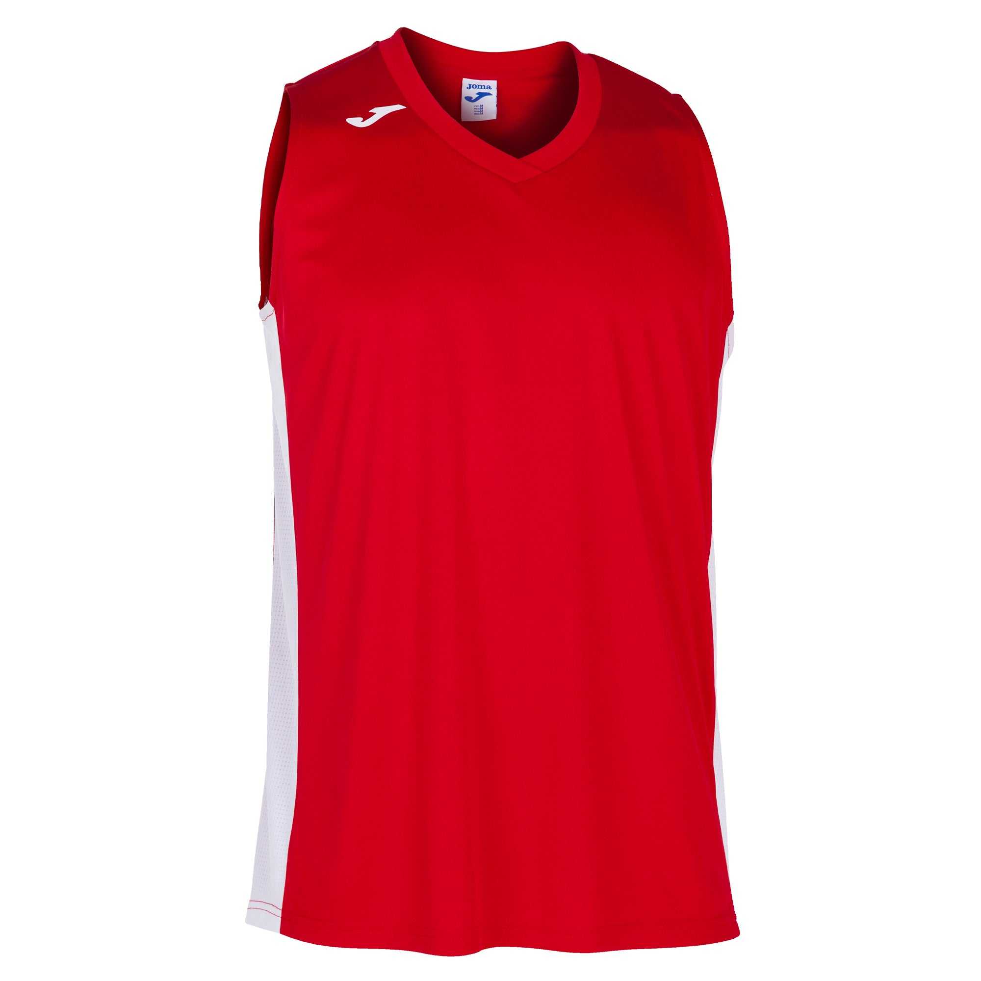 Teamwear - Joma Cancha III Sleeveless - Red/White - JO-101573-602