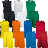 Teamwear - Joma Cancha Sleeveless  & Nobel Long Shorts Set
