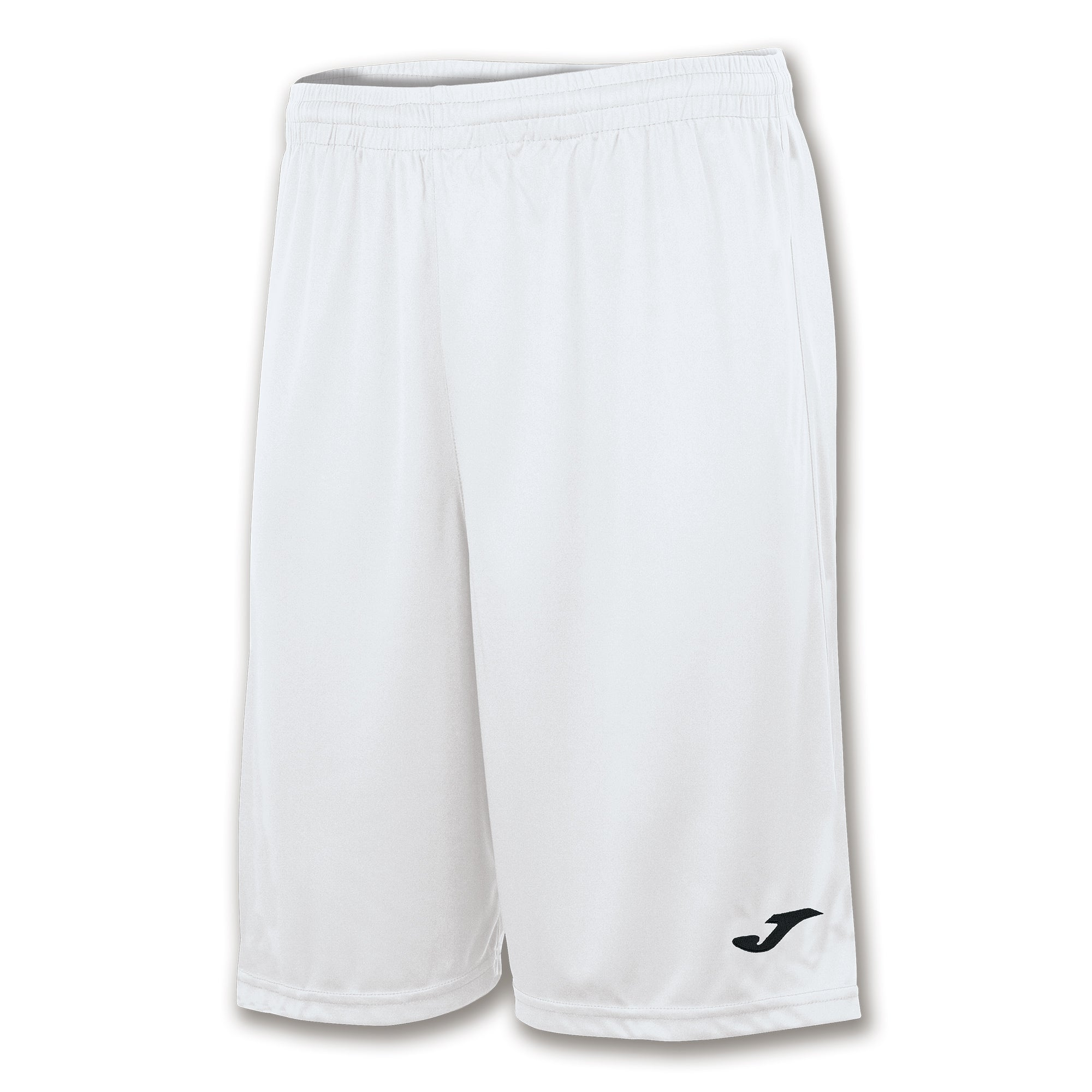 Teamwear - Joma Nobel Long Shorts - White - JO-101648-200