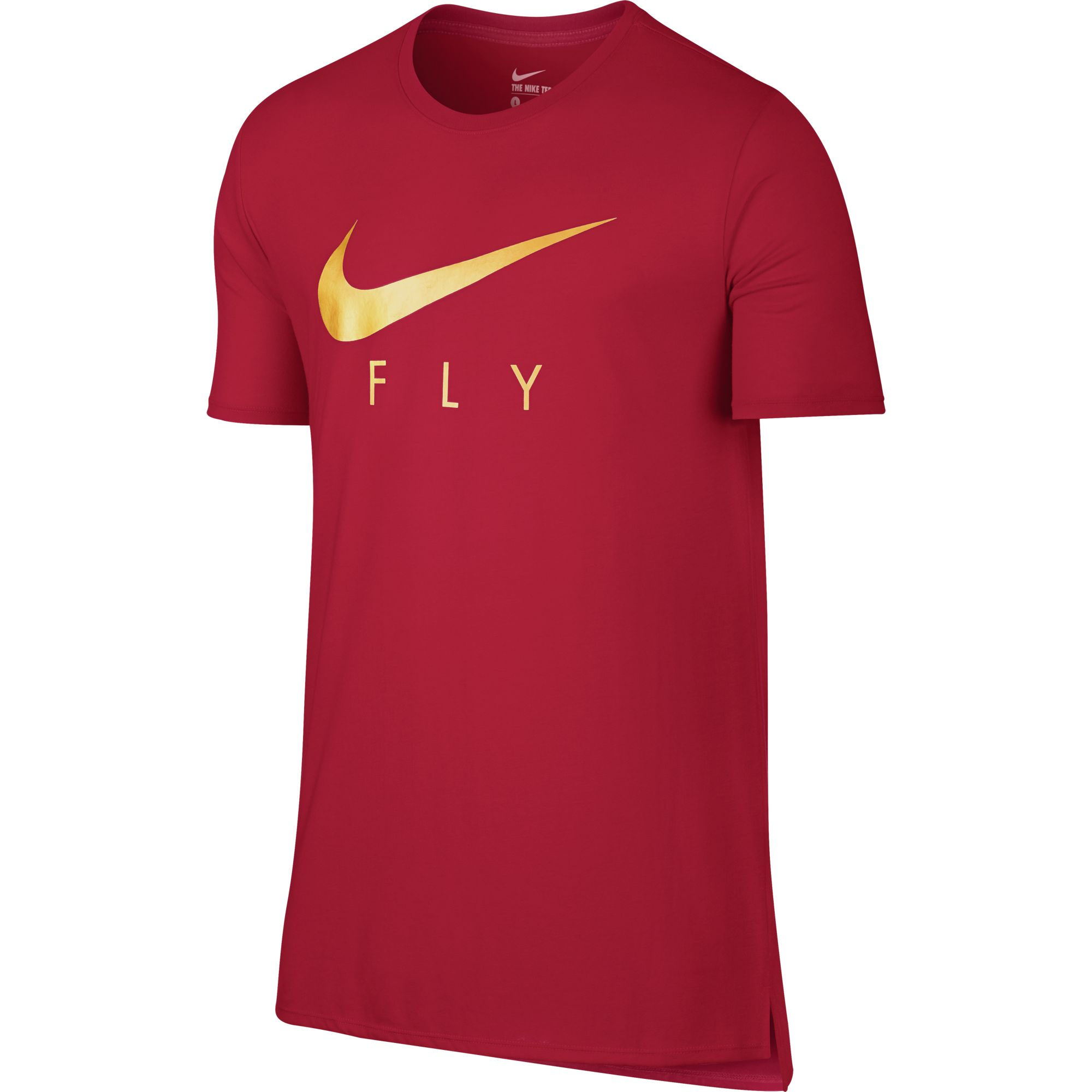 Nike Basketball Fly Droptail Dri-Fit Tee