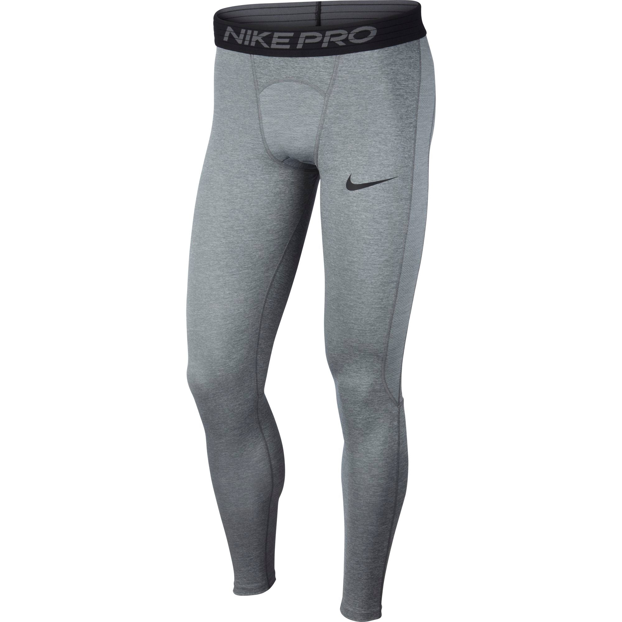 Nike Pro Tights - Smoke Grey/Light Smoke Grey/Black NK-BV5641-085