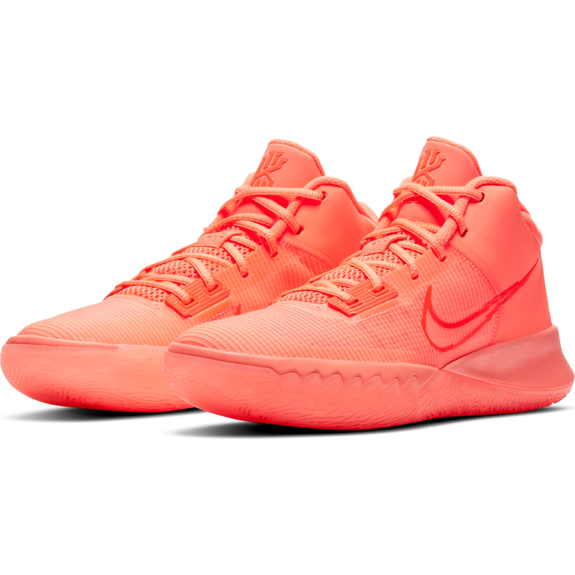 Nike Kyrie Basketball Flytrap 4 Boot/Shoe - Crimson Pulse/Hyper Crimson/Bright Mango NK-CT1972-800