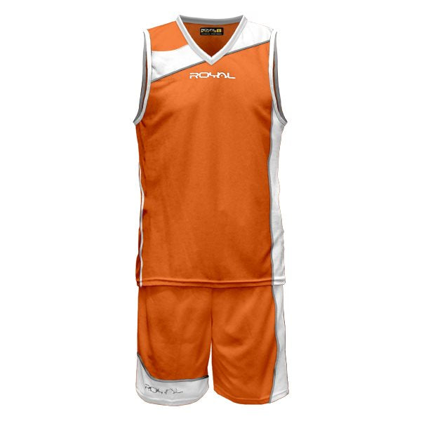 Teamwear - Royal Sport Megres Kit - Orange/White - RS-CBMEGRES-010316