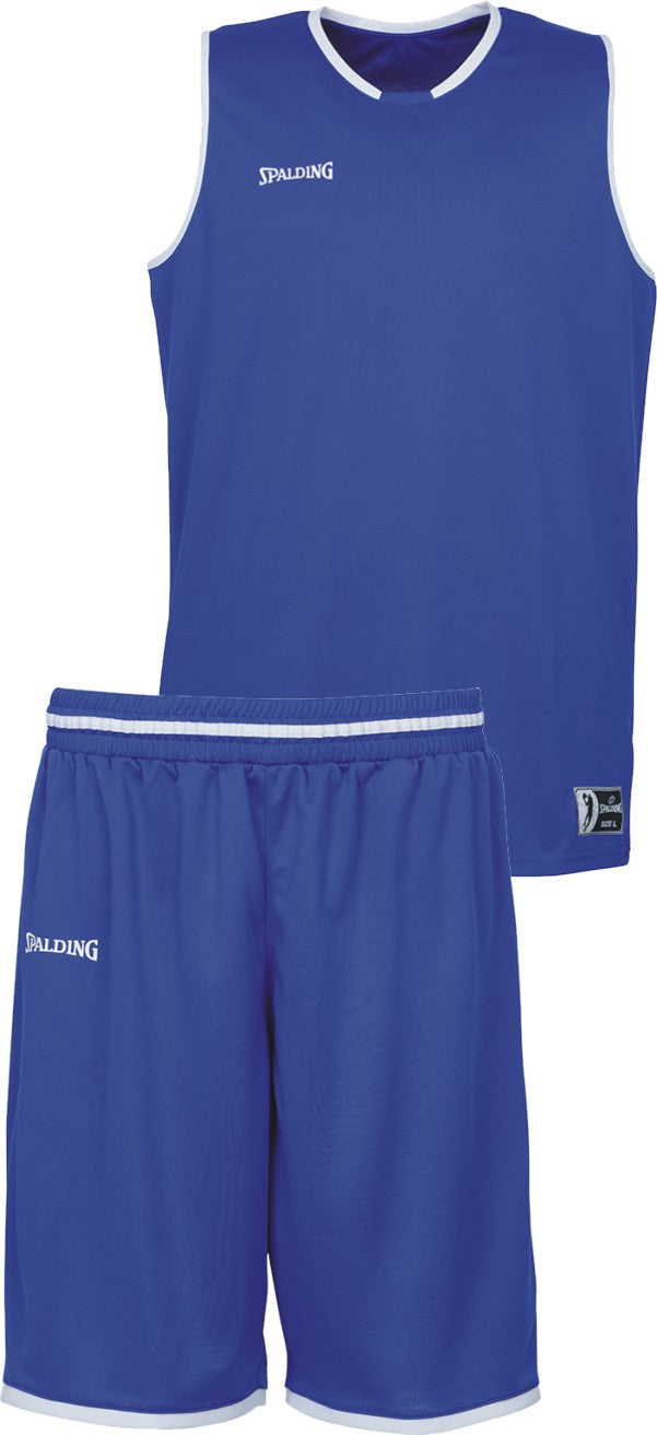 Teamwear - Spalding Kids' Move Kits - Royal Blue/White - SP-3002140-03-3005140-03