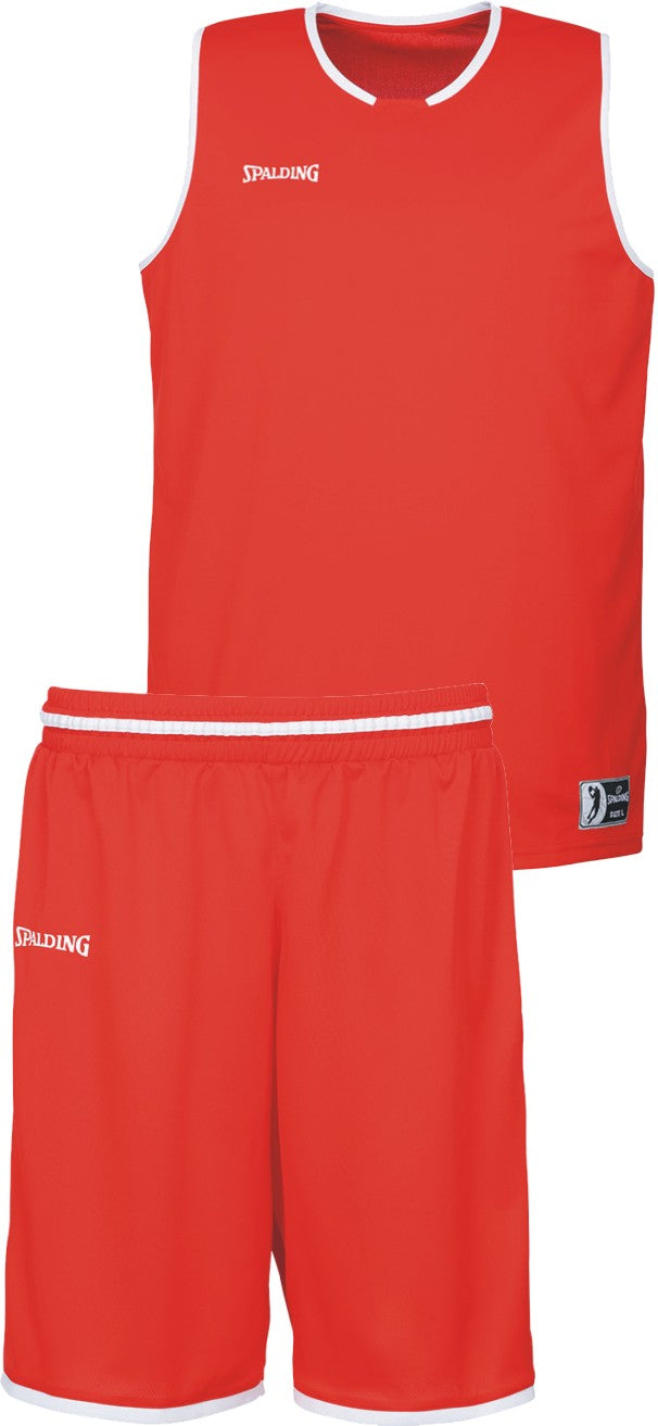 Teamwear - Spalding Kids' Move Kits - Red/White - SP-3002140-05-3005140-05