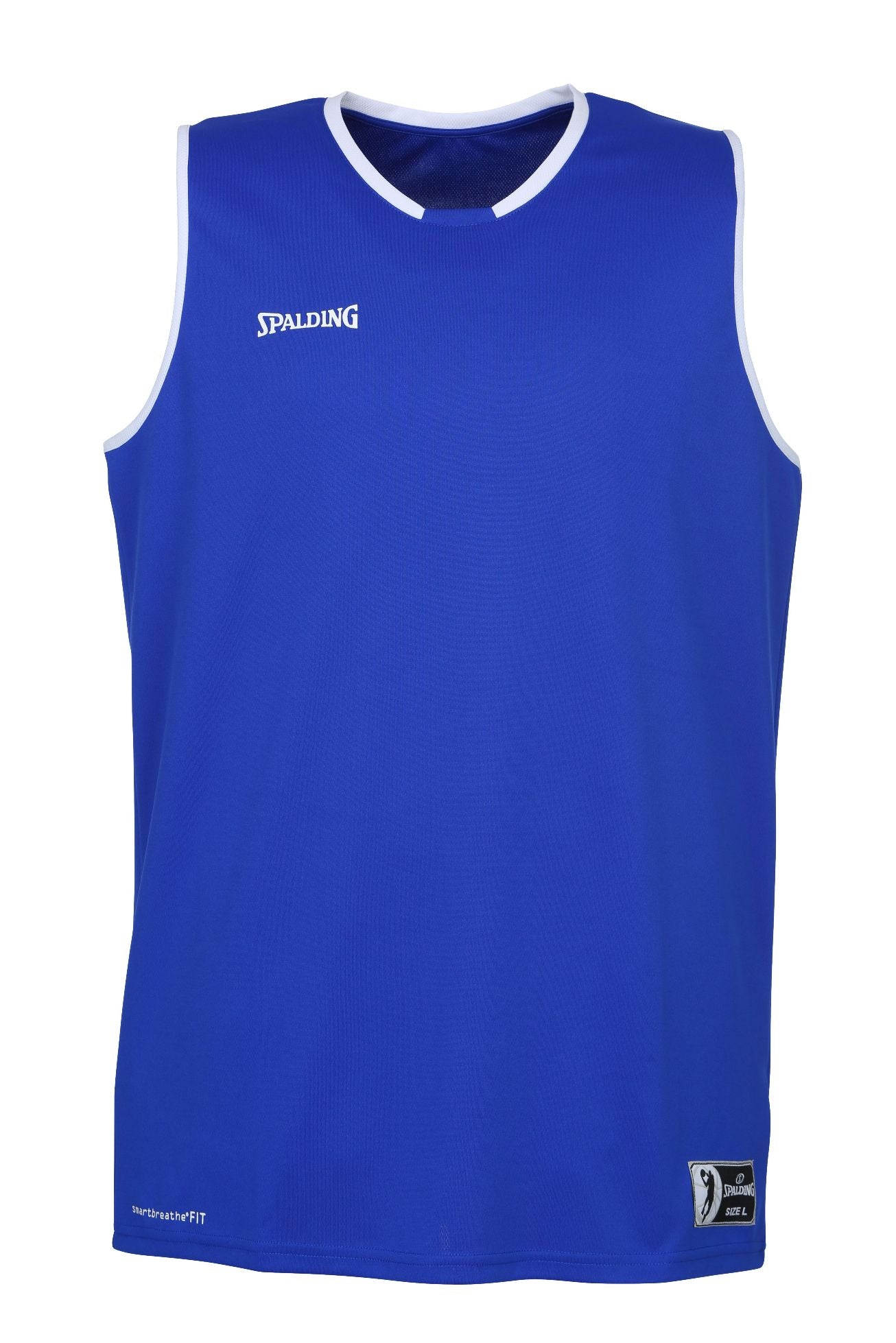 Teamwear - Spalding Kids' Move Jerseys - Royal Blue/White - SP-3002140-03