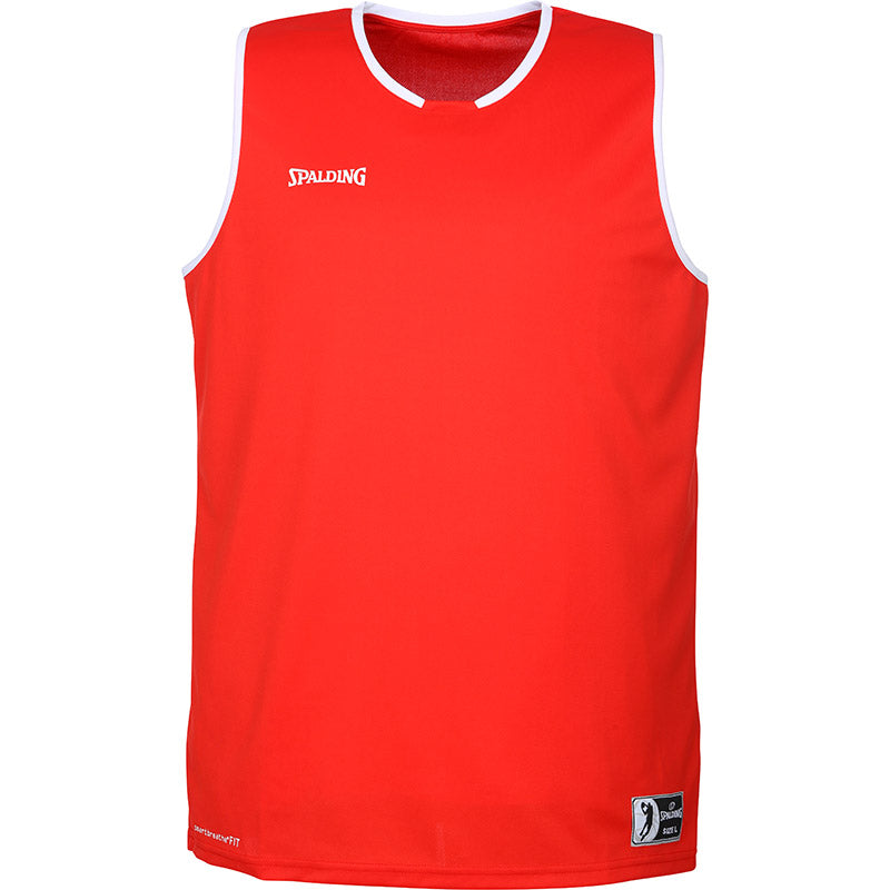 Teamwear - Spalding Kids' Move Jerseys - Red/White - SP-3002140-05