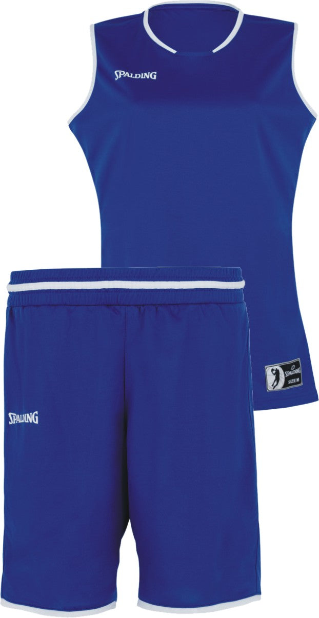 Teamwear - Spalding Women's Move Kits - Royal Blue/White - SP-3002145-03-3005145-03