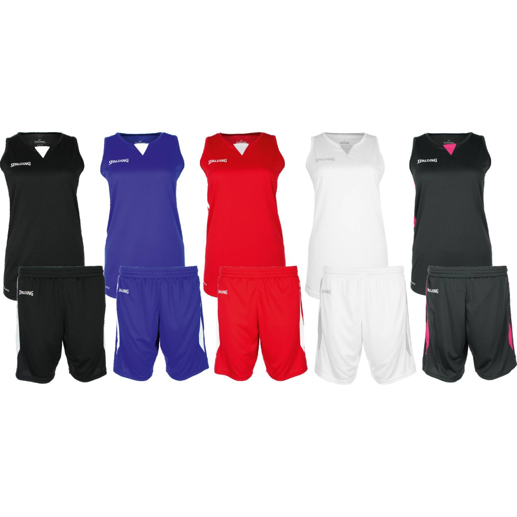Teamwear - Spalding 4Her III Womens Kit