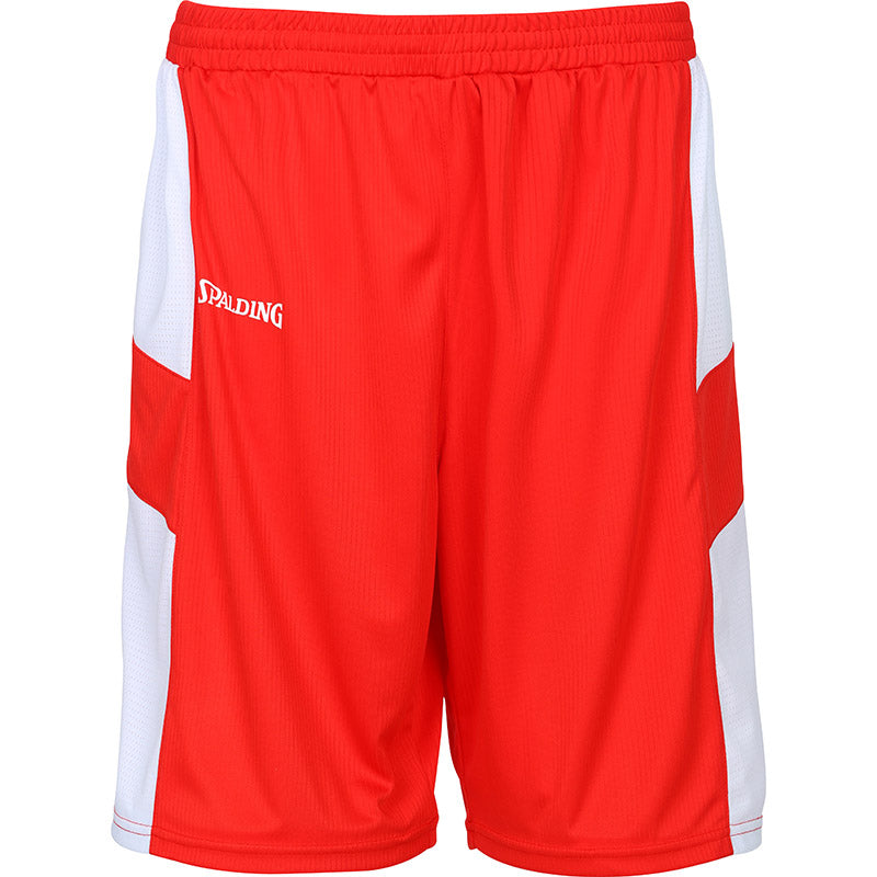 Teamwear - Spalding All Star Shorts - Red/White - SP-3005135-03