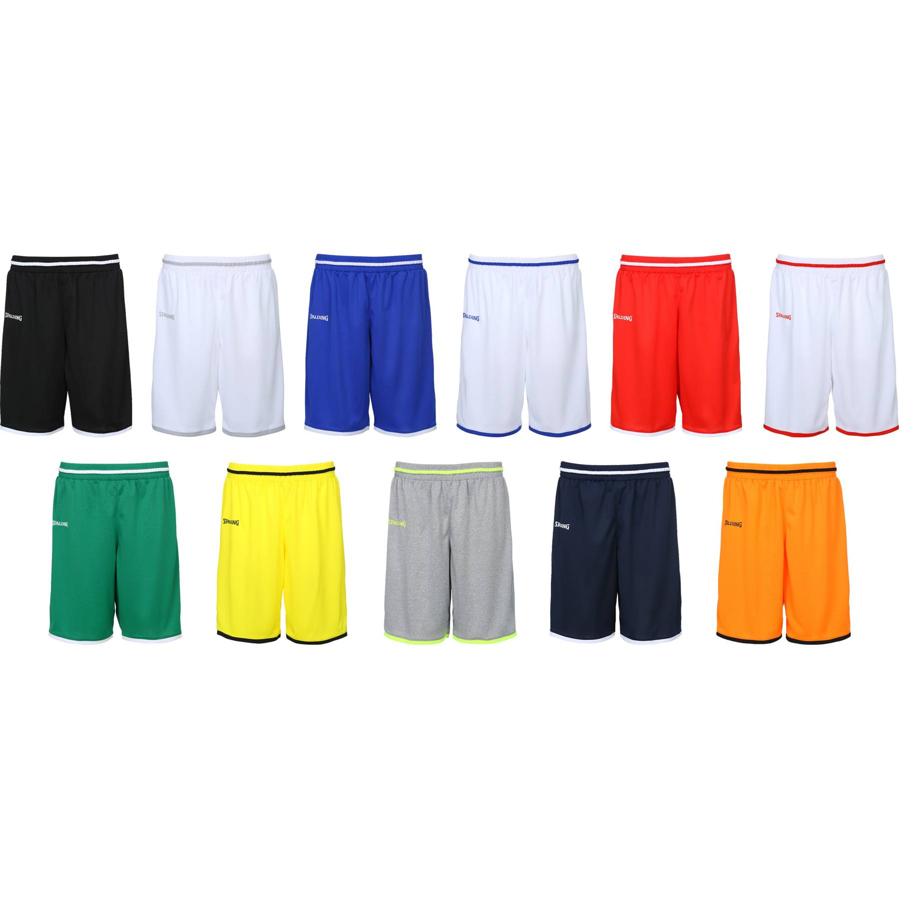 Teamwear - Spalding Men's Move Shorts