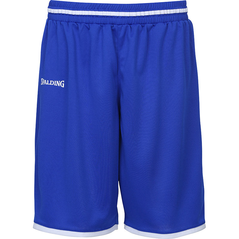 Teamwear - Spalding Men's Move Shorts - Royal Blue/White - SP-3002140-03-3005140-03