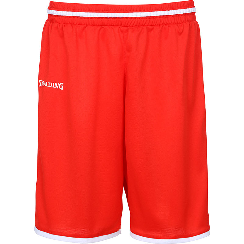 Teamwear - Spalding Men's Move Shorts - Red/White - SP-3002140-05-3005140-05