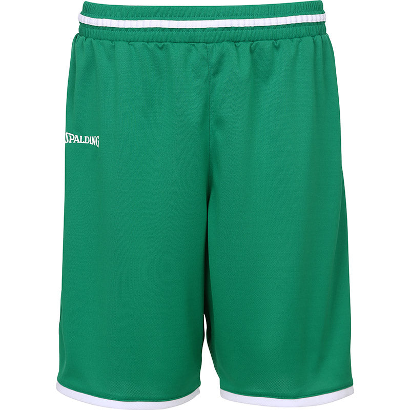 Teamwear - Spalding Men's Move Shorts - Lagoon Green/White - SP-3002140-07-3005140-07