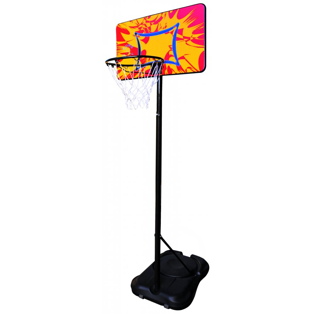 Sure Shot 700 Little Shot Basketball Hoop with Coloured Backboard