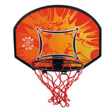 Sure Shot 520BRR Little Shot Basketball Coloured Backboard & Ring Set