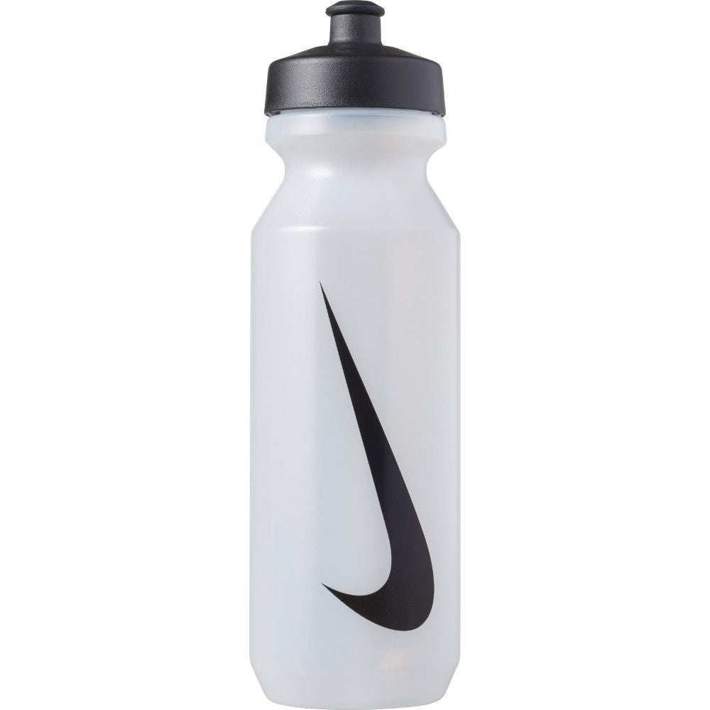 Nike Sports Wide Neck Waterbottle (Extra Large) - Clear/Black-32oz/950ml