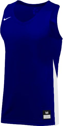 Teamwear - Nike Women's Team Basketball Stock Jersey - Royal Blue/White - NK-NT0211-463