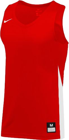 Teamwear - Nike Women's Team Basketball Stock Jersey - University Red/White - NK-NT0211-657