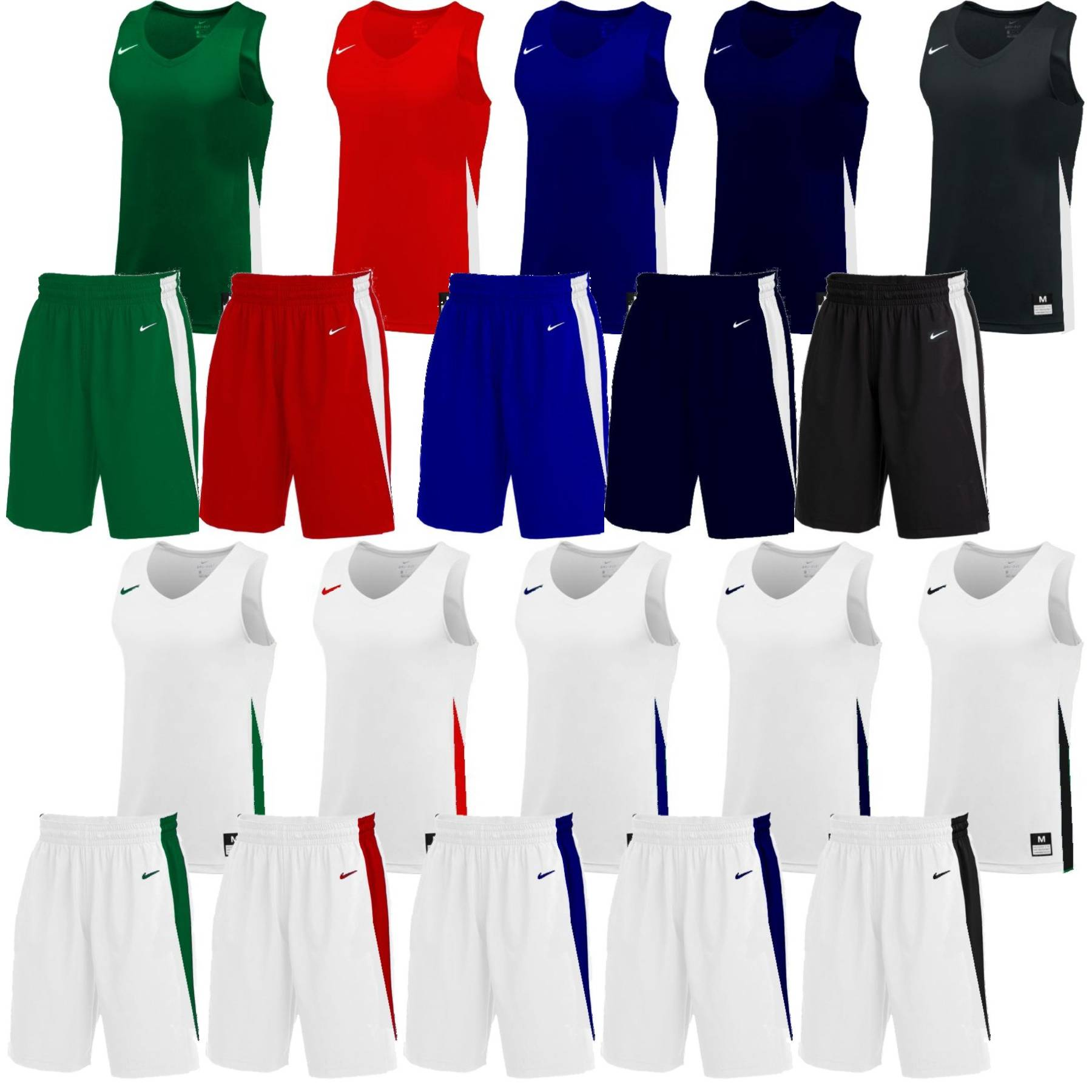Teamwear - Nike Kids/Youth Team Basketball Stock Kit