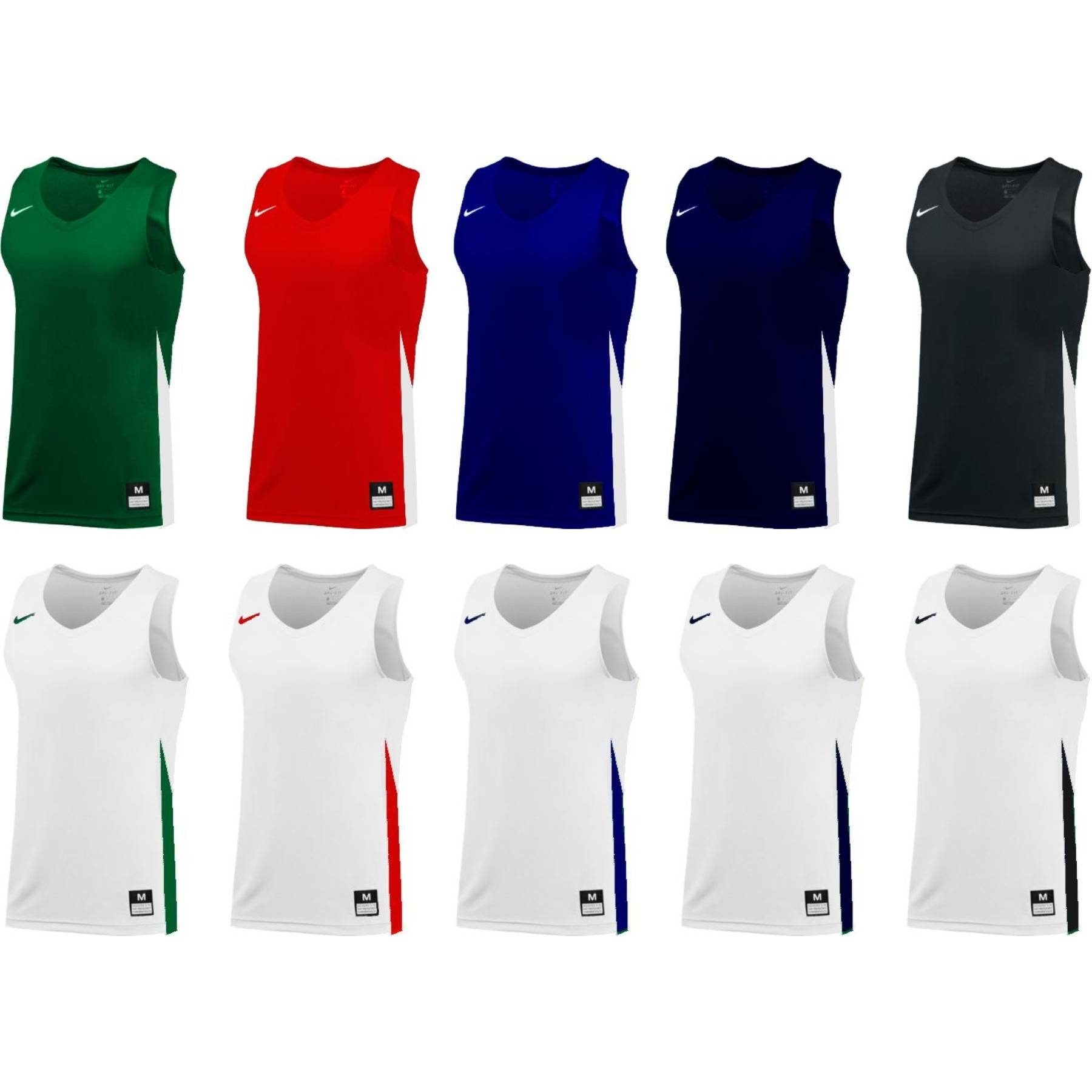 Teamwear - Nike Team Basketball Stock Jersey