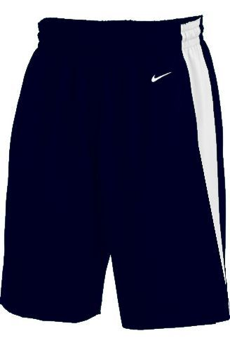 Teamwear - Nike Kids/Youth Team Basketball Stock Shorts - Navy/White - NK-NT0202-451