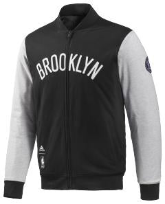 Adidas NBA Jacket - Brooklyn New York - AD-F96421