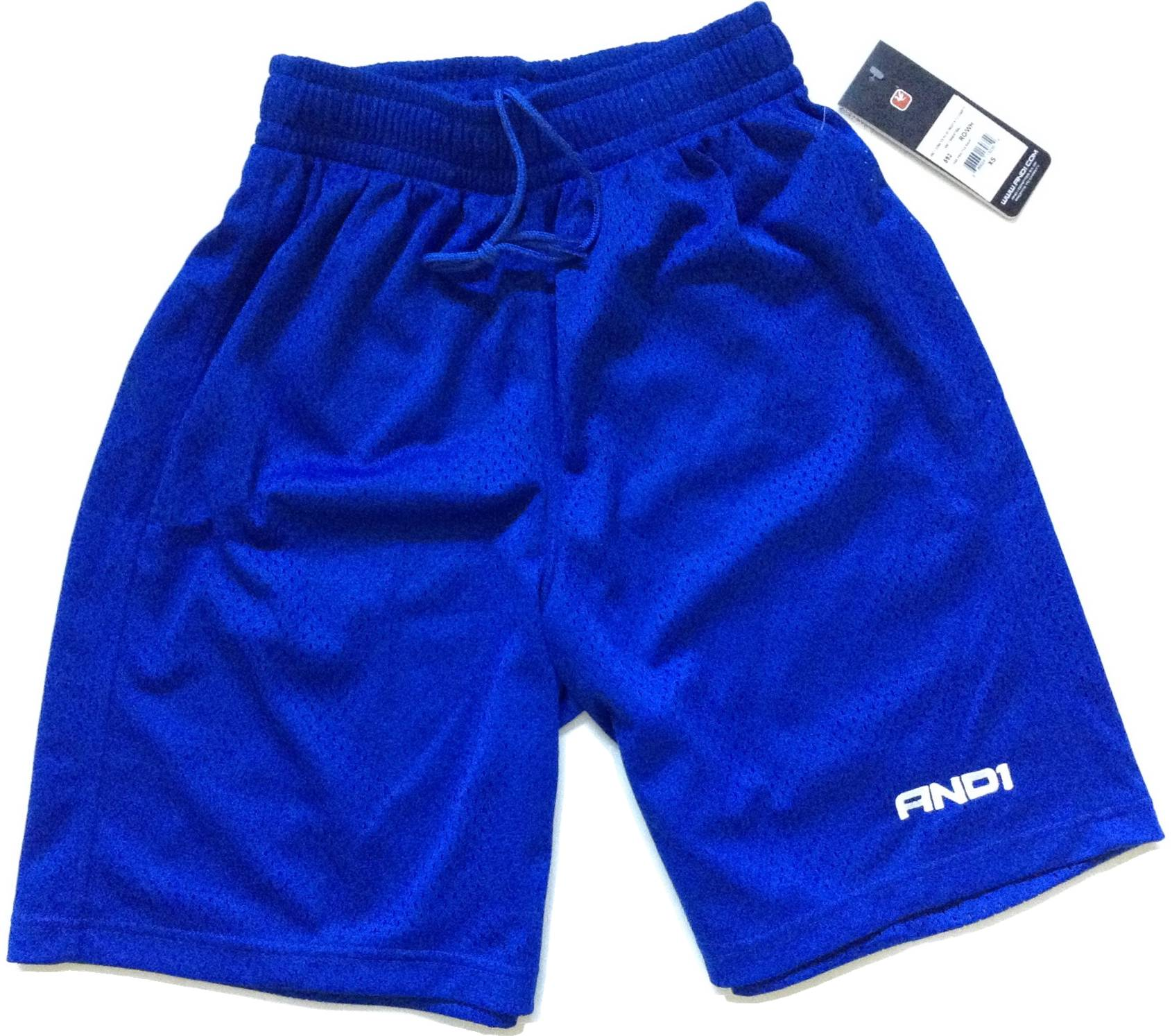 AND1 Mens Basketball Practice Shorts AO-592/404