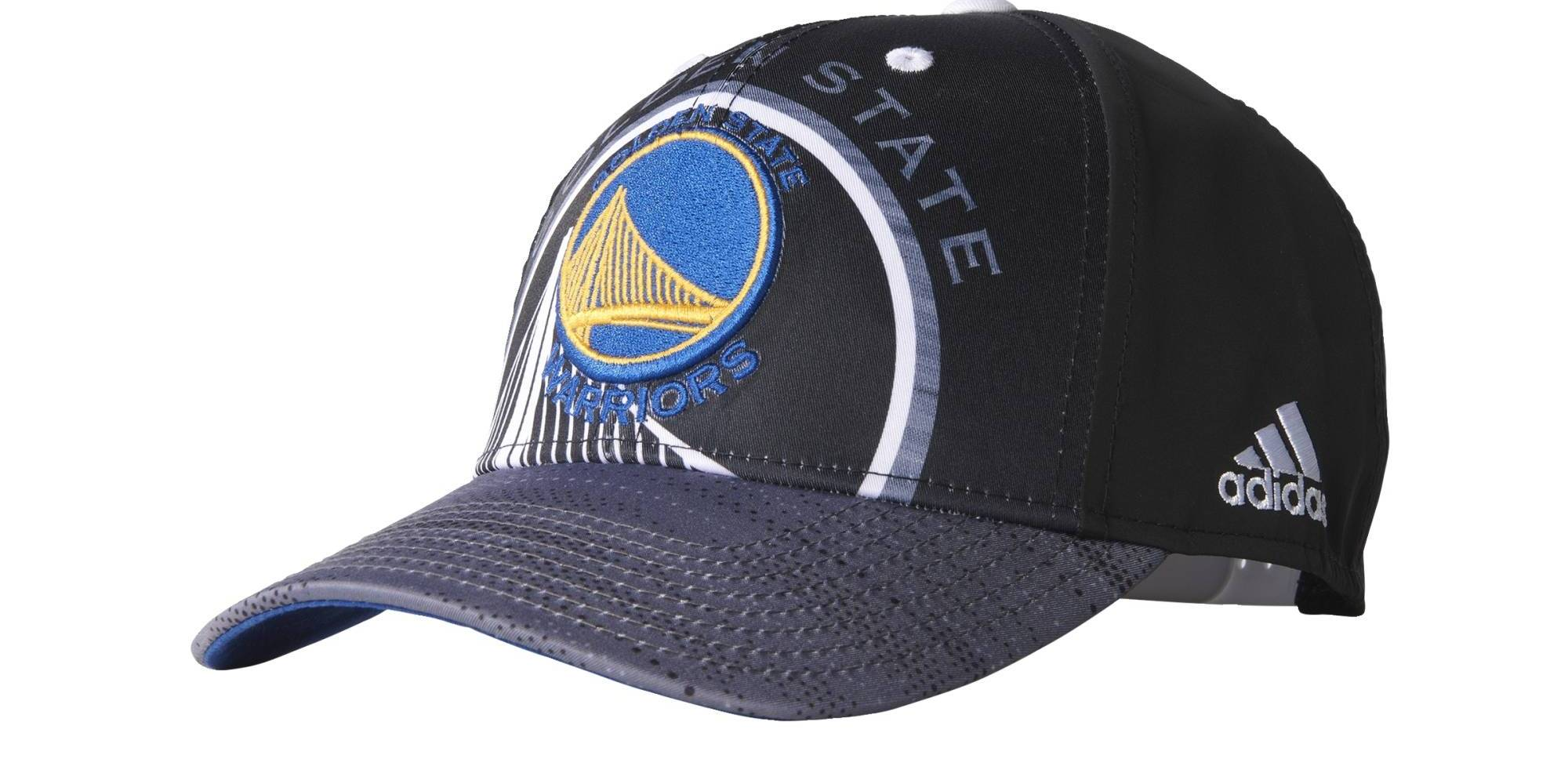 Adidas NBA Golden State Warriors Cap