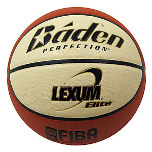 Baden Basketball Elite Matchball (Indoor) - Tan/Cream