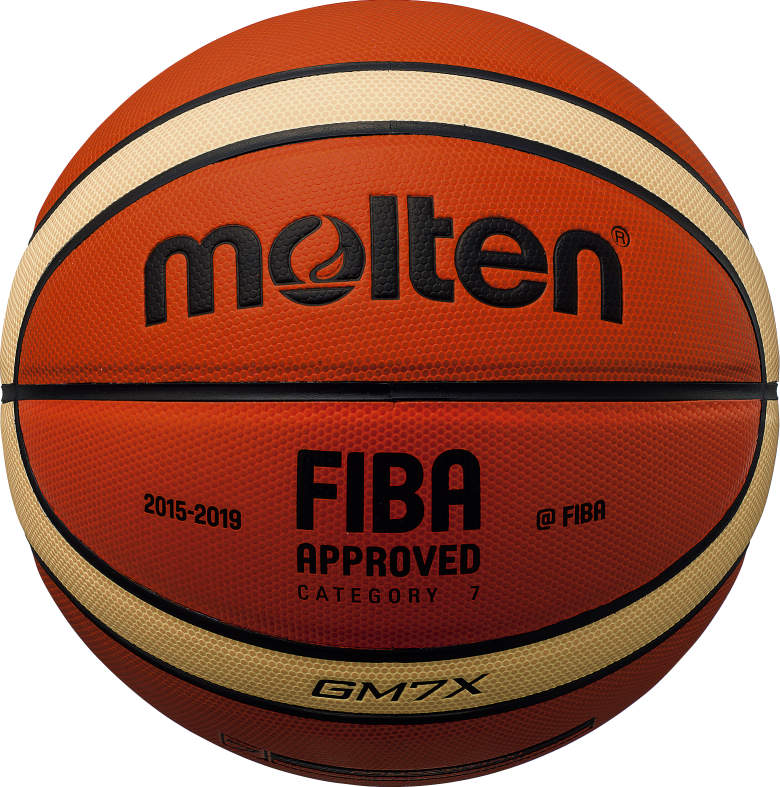 Molten Basketball Indoor/Outdoor GMnX Series - Tan/Cream