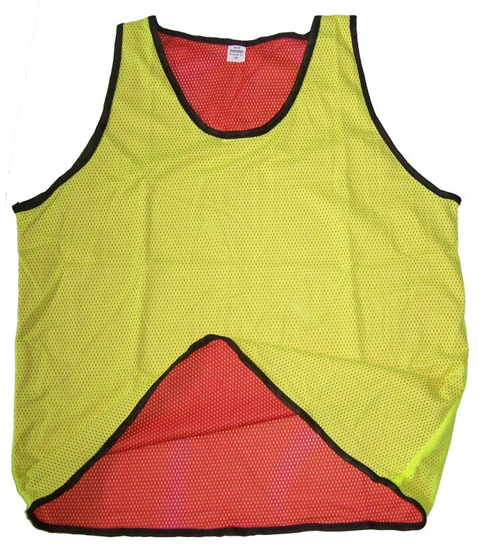 Diamond Mesh Reversible Training Bib