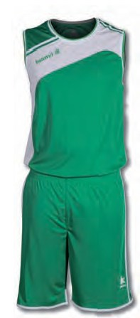 Luanvi Mundial Basketball Kit LU-04062-0050