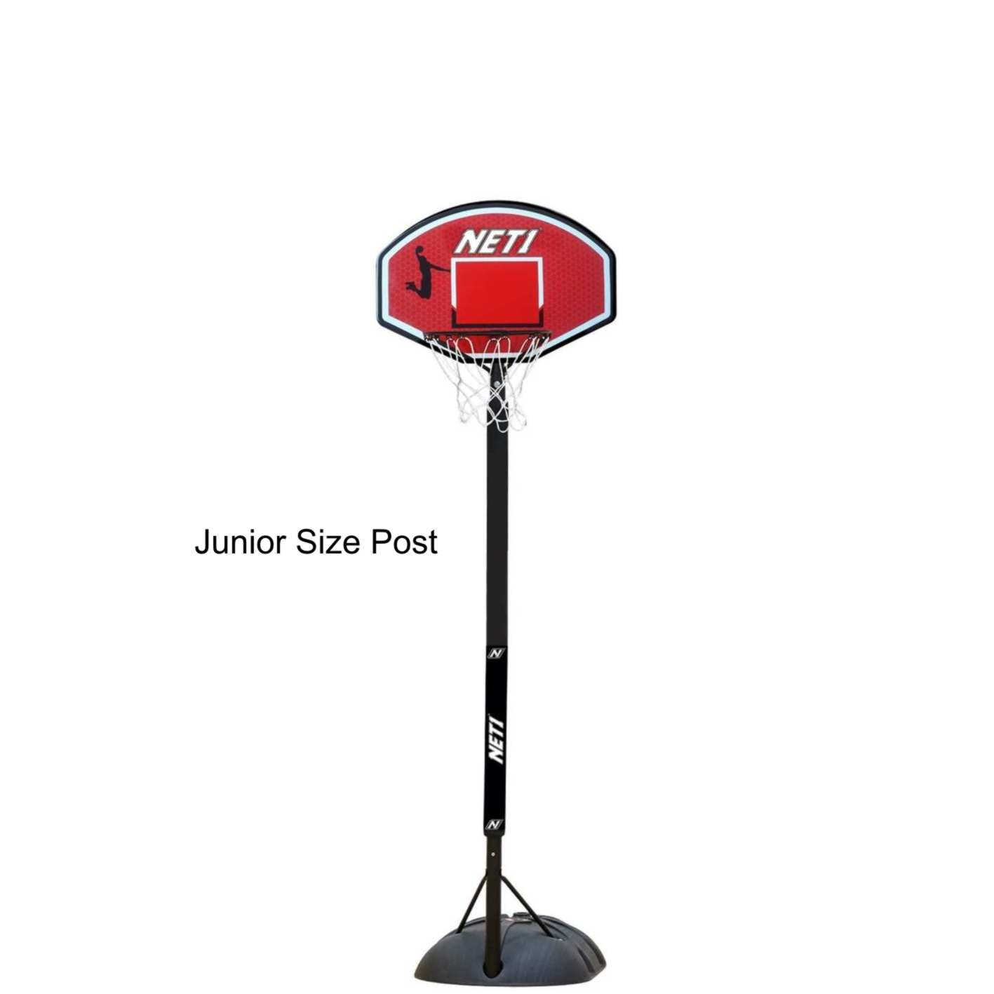 NET1 Junior Xplode Portable Basketball System N1-N123201