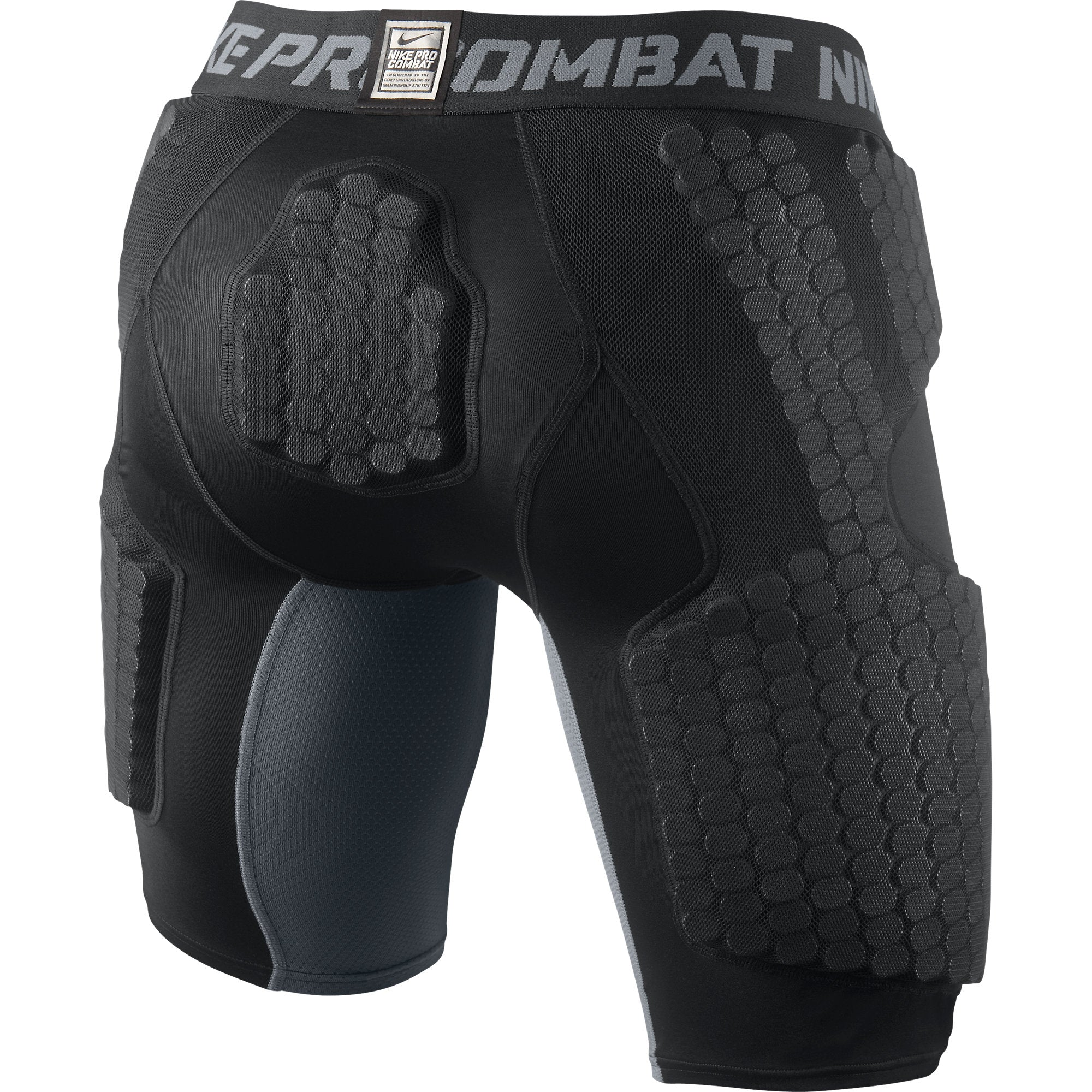 Nike Pro Combat Hyperstrong Compression Basketball Shorts - Black