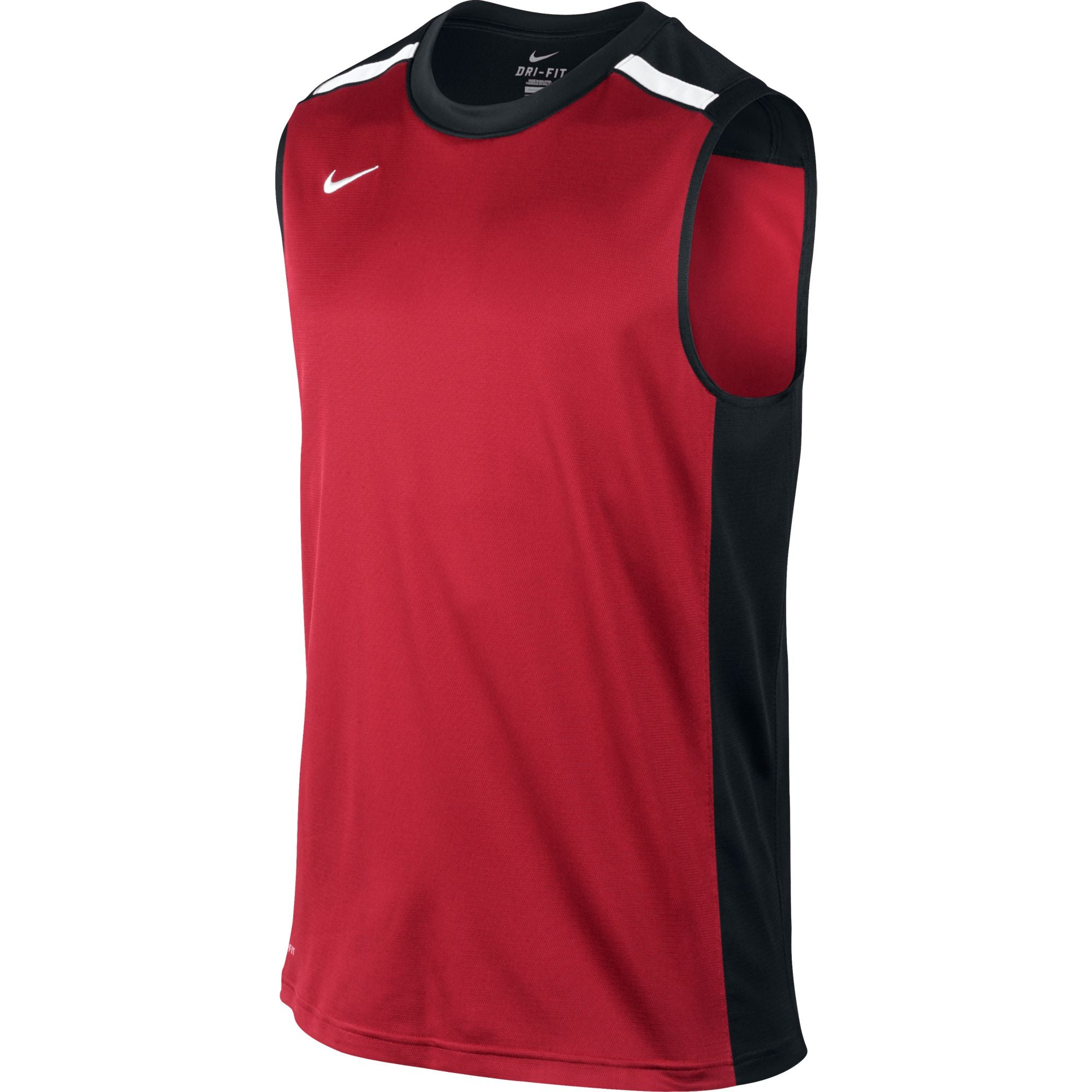 Nike Team League Basketball Kit - University Red/Black/White/White