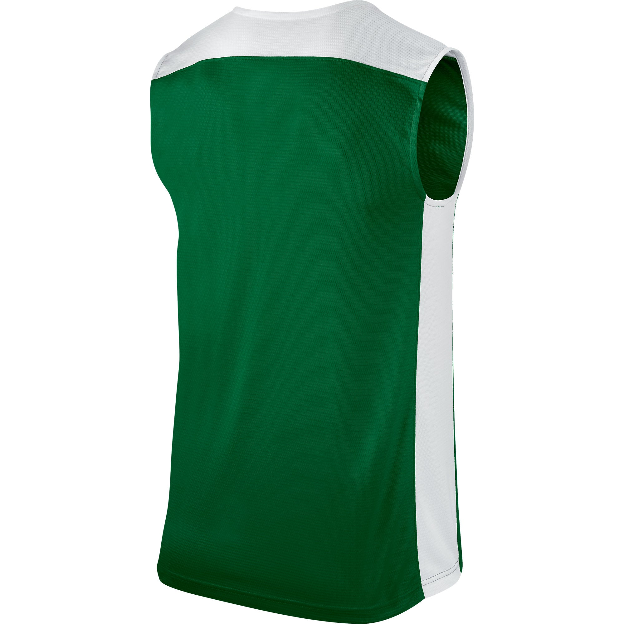 Nike Basketball Post Up Sleeveless - Pine Green/White