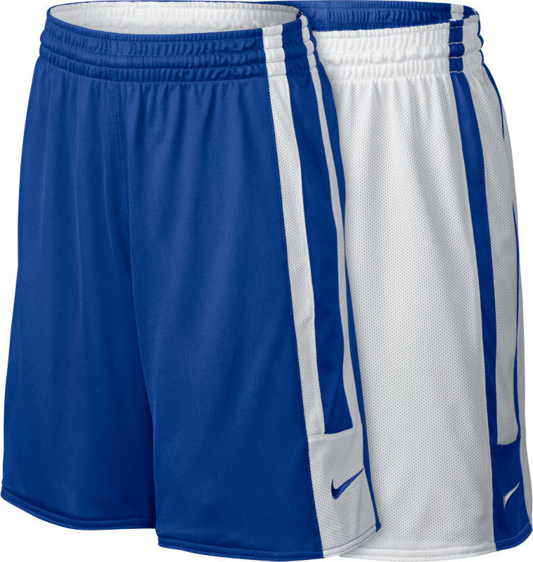 Nike Kids Basketball Team League Reversible Shorts - Royal Blue/White NK-553406-494