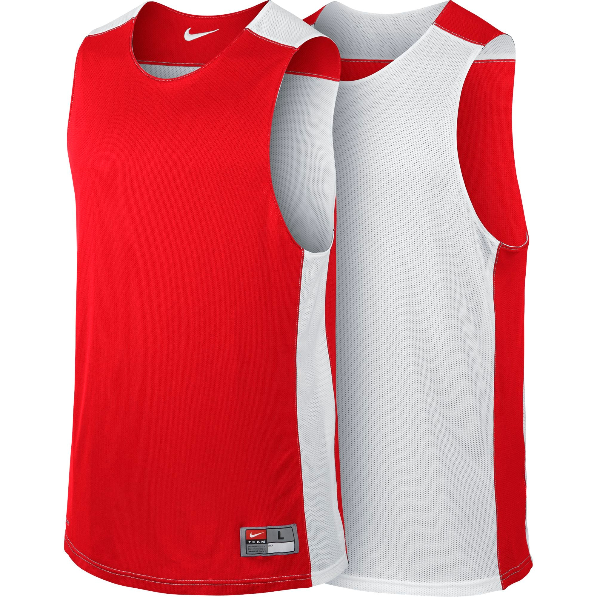 Nike Basketball League Reversible Practice Basketball Tank - NK-626702-658