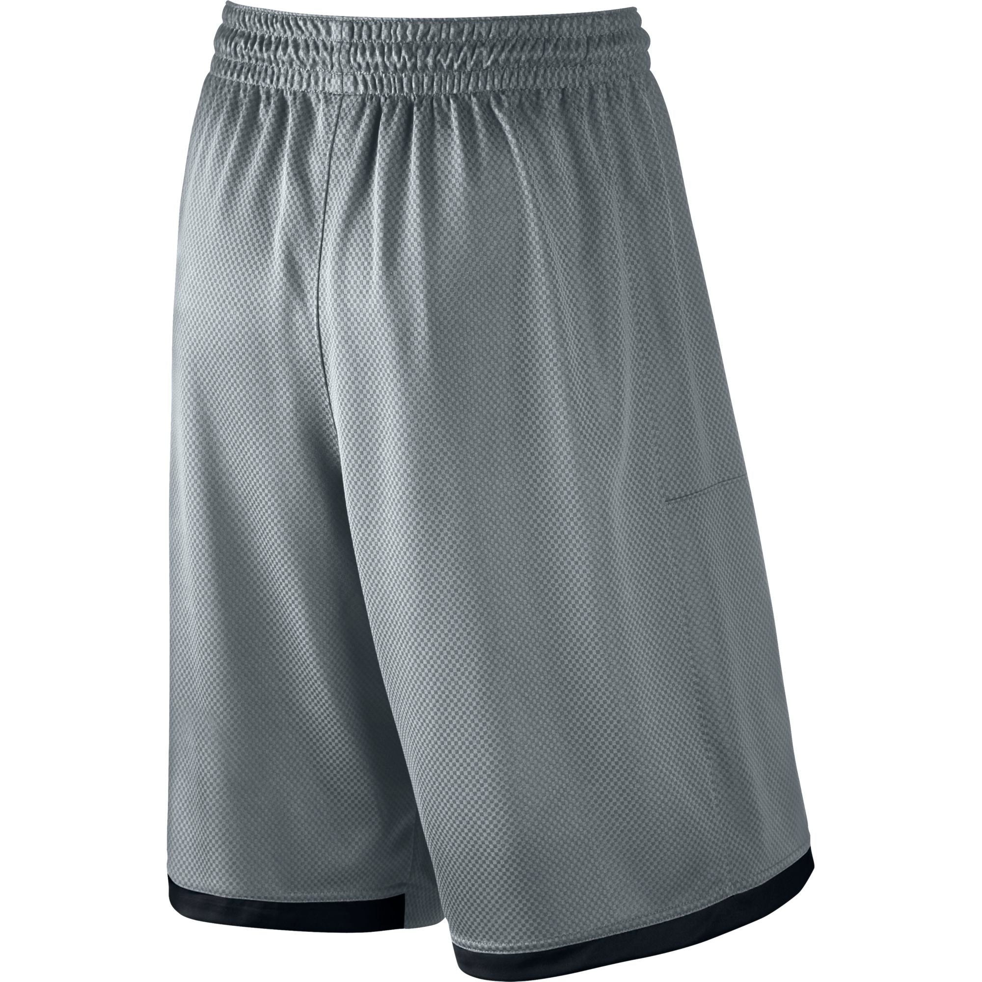 Nike Jordan Crossover Basketball Shorts - Wolf Grey/Black