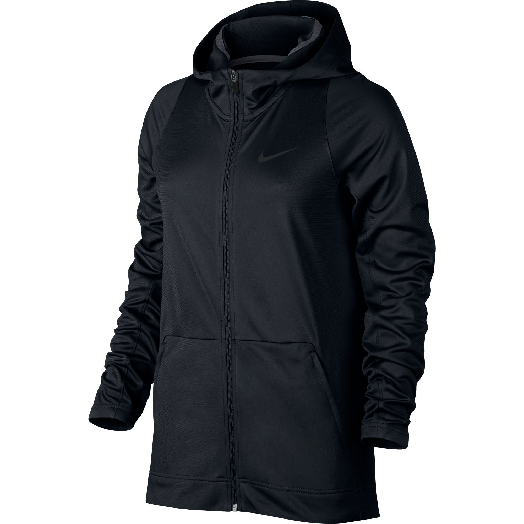 Nike Womens Basketball Hyper Elite Hoodie - NK-813943-010