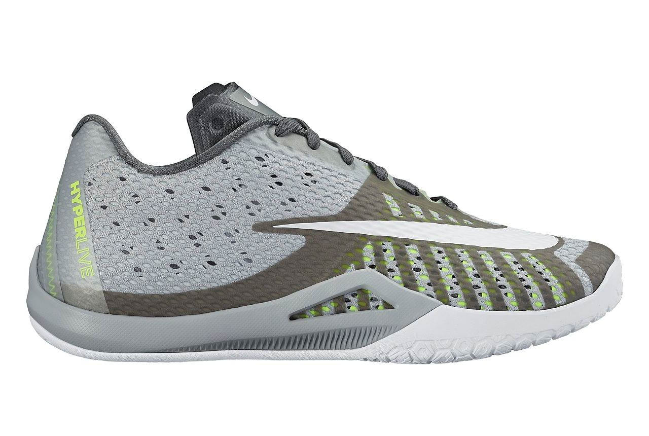 Nike Basketball Hyperlive Basketball Shoe - NK-819663-010