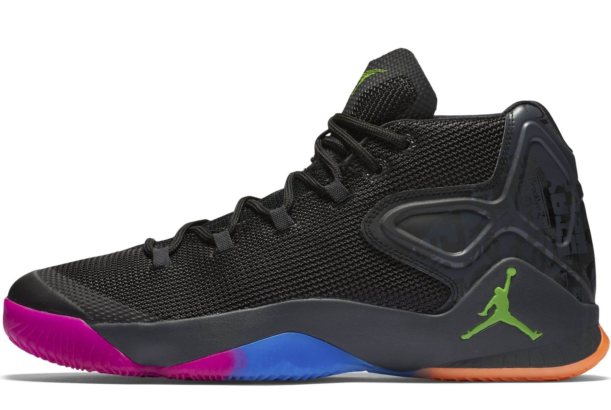 ike Jordan Melo M12 Basketball Boot/Shoe
