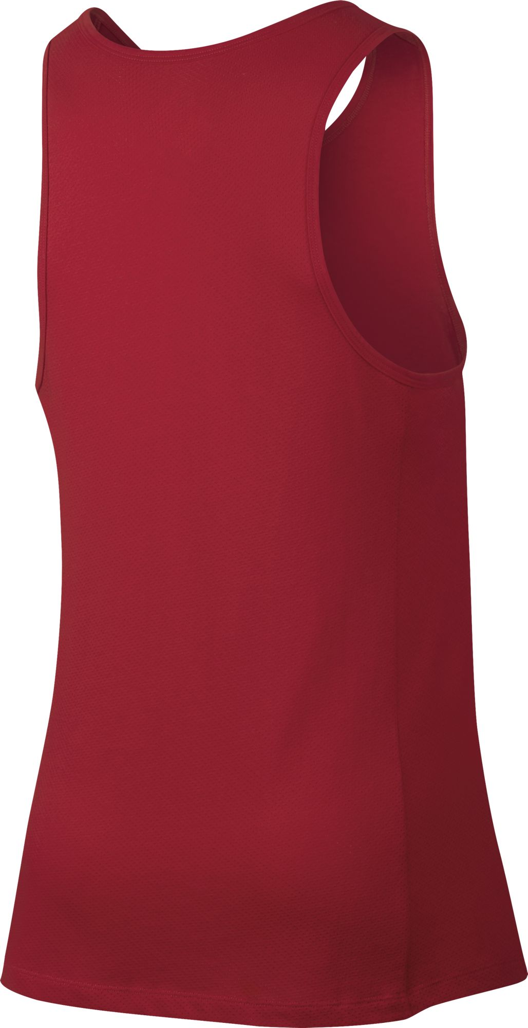 Nike Basketball Dry Elite Tank - University Red/Black