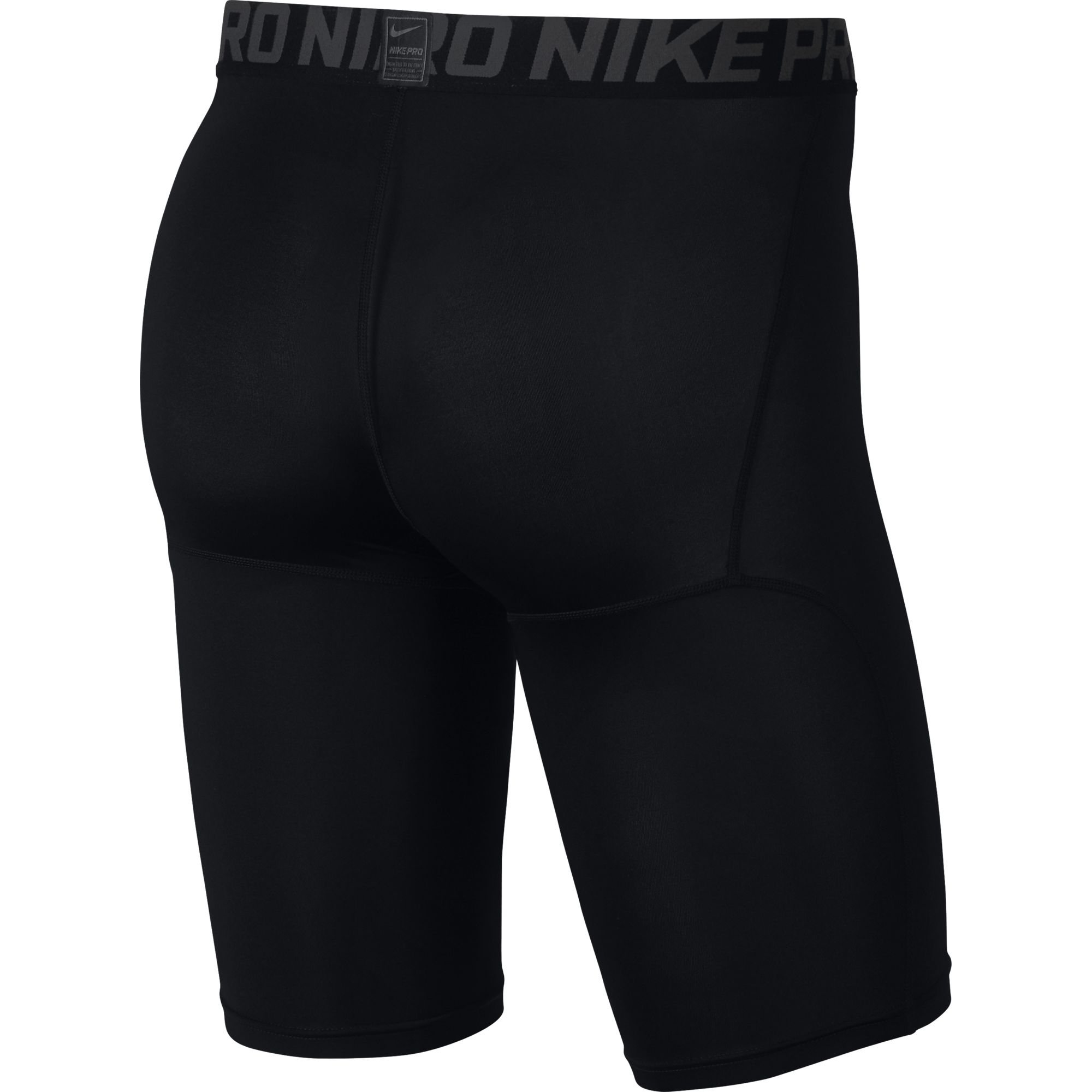 Nike Pro Base Layer Shorts - Black/Anthracite/White