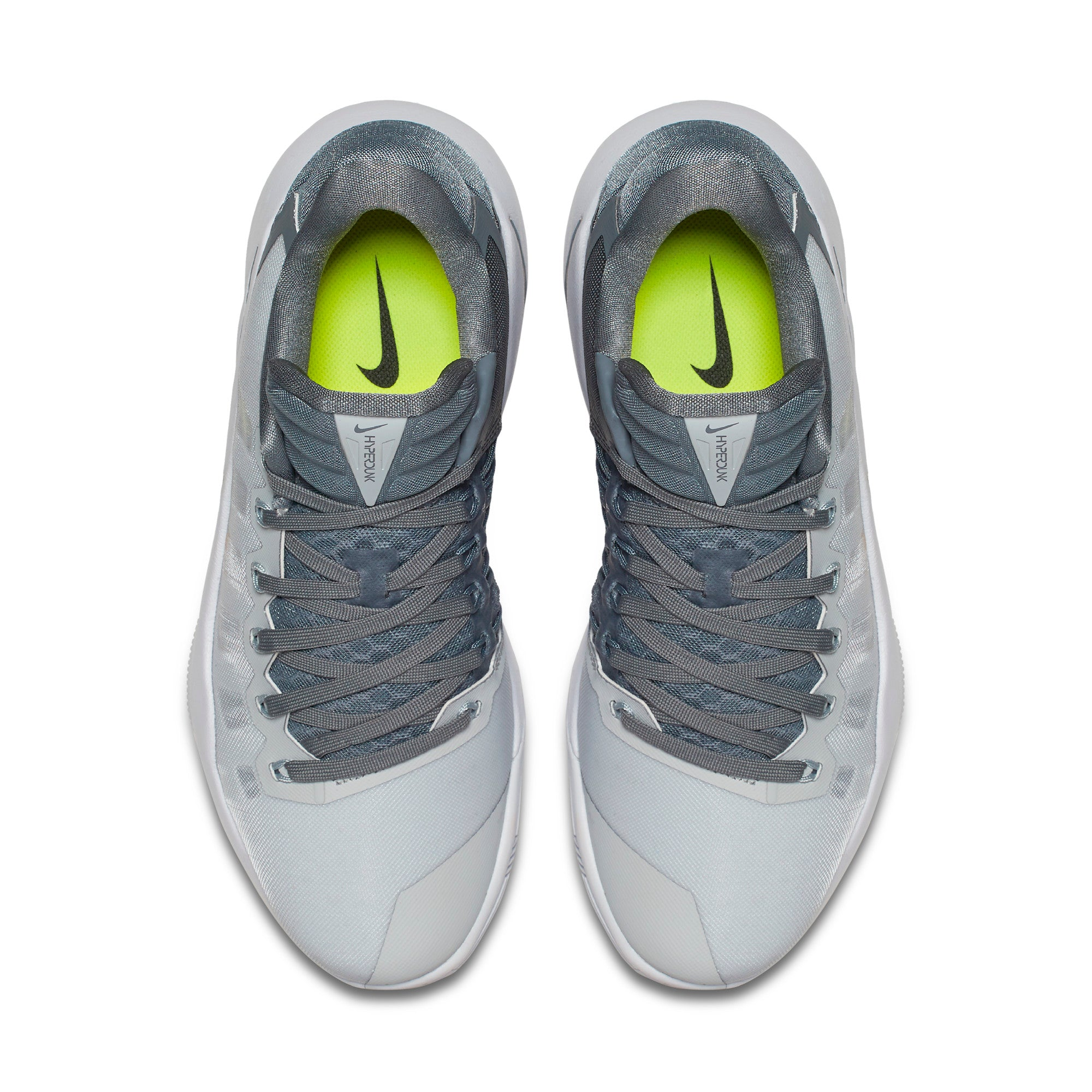 Nike Hyperdunk 2016 Low Basketball Shoe - Pure Platinum/Cool Grey/White