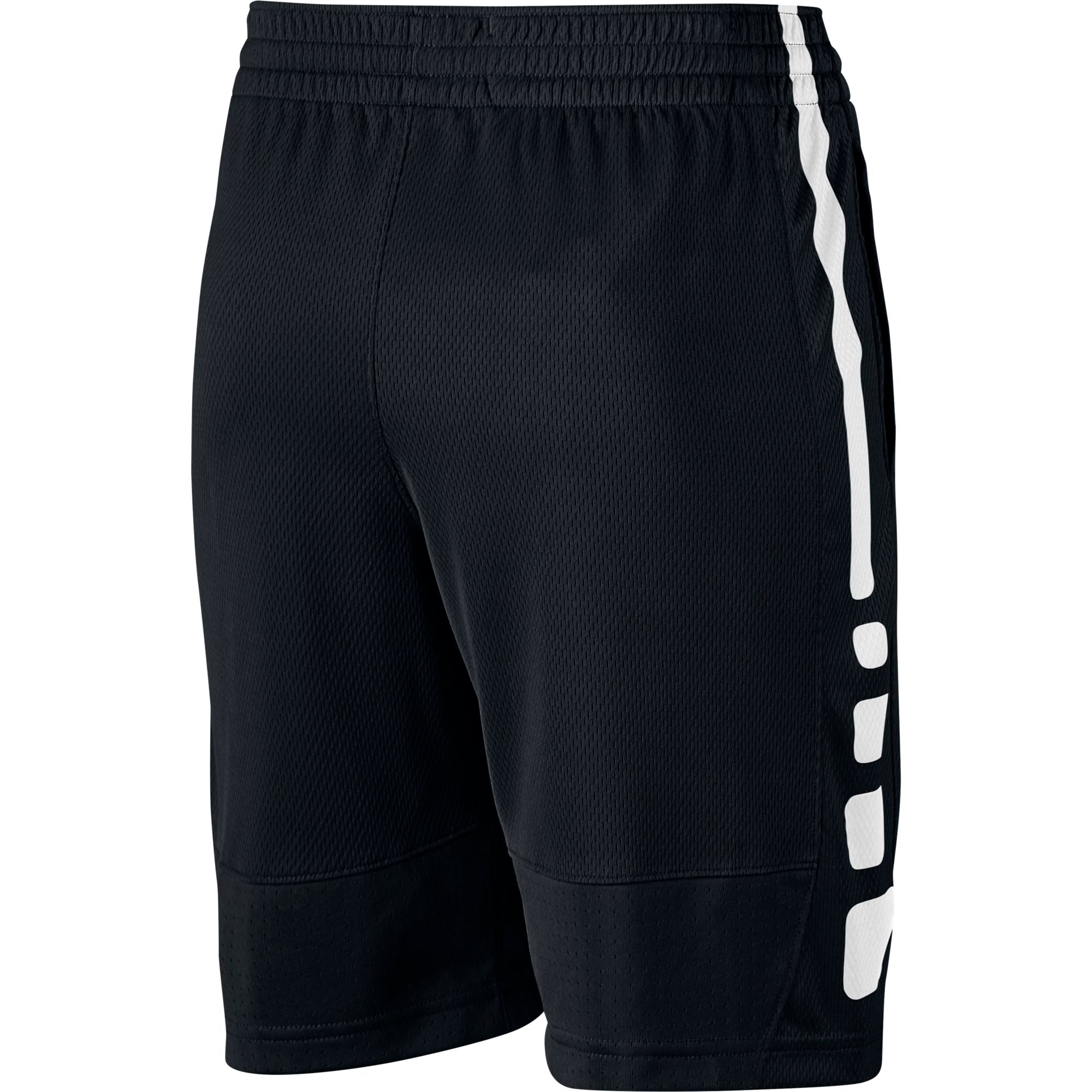 Nike Kids Basketball Dry Elite Shorts - Black/White